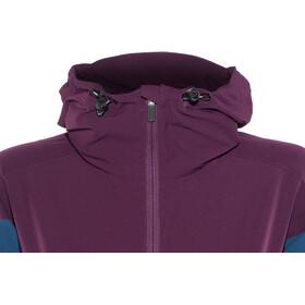 ION Shelter Softshell Jacket Women ocean blue